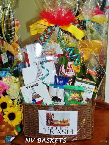occupational oilfield worker gift basket oilfield life gift baskets rigs gift basket