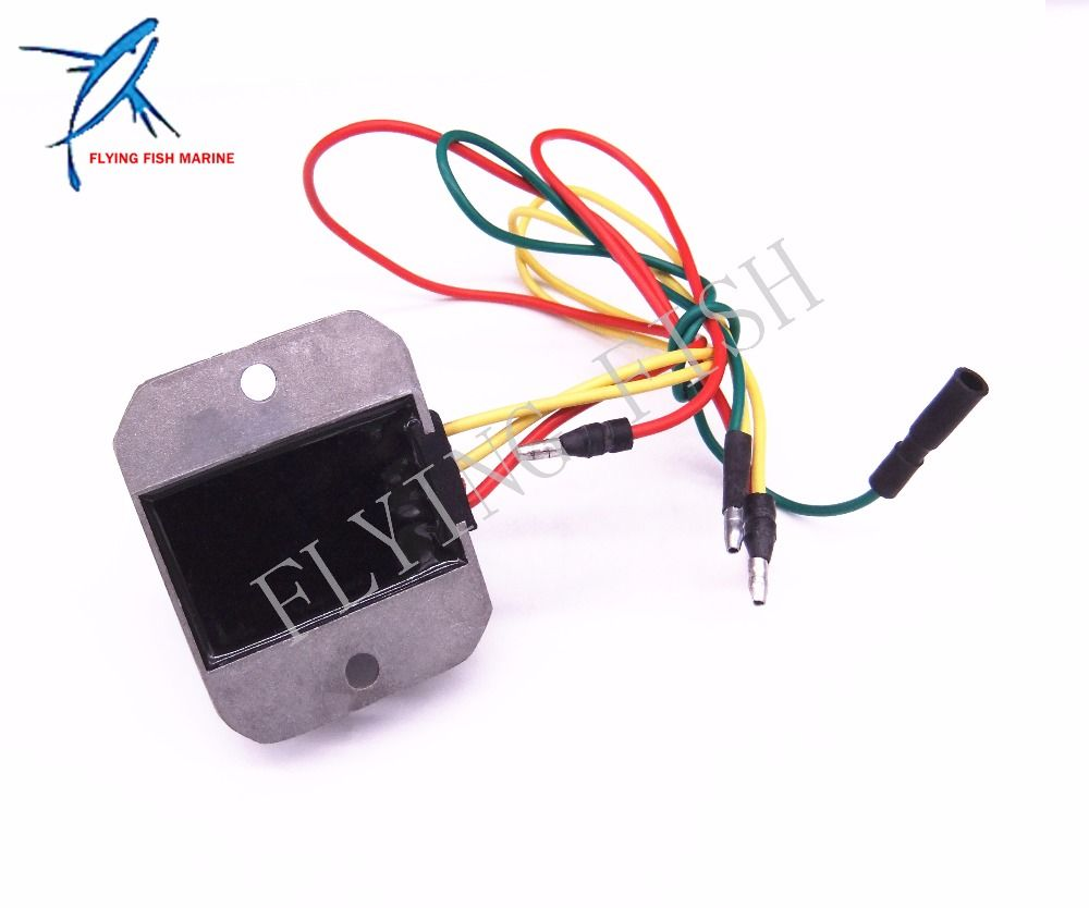 Outboard Engine Boat Motor Rectifier Assy F25-05170500W for Parsun 4