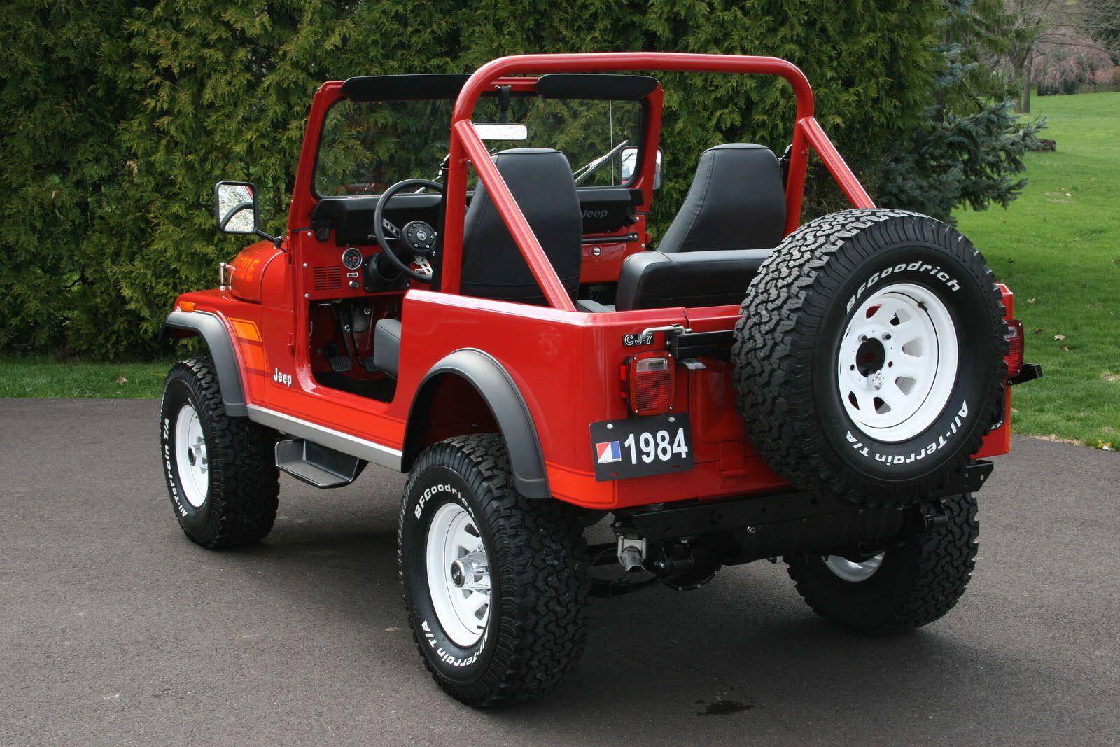 Pin On Jeep Cj7