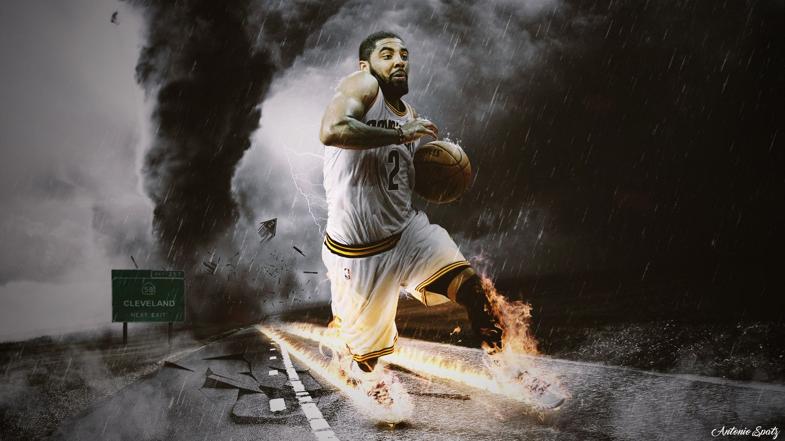 Kyrie Irving Wallpapers | Basketball Wallpapers at