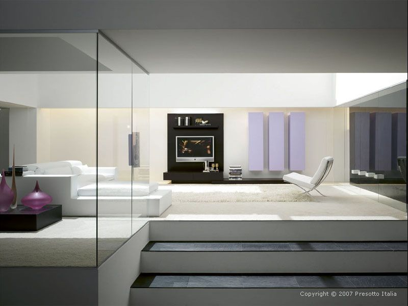 Modern living room bed for small living room Diseño interior