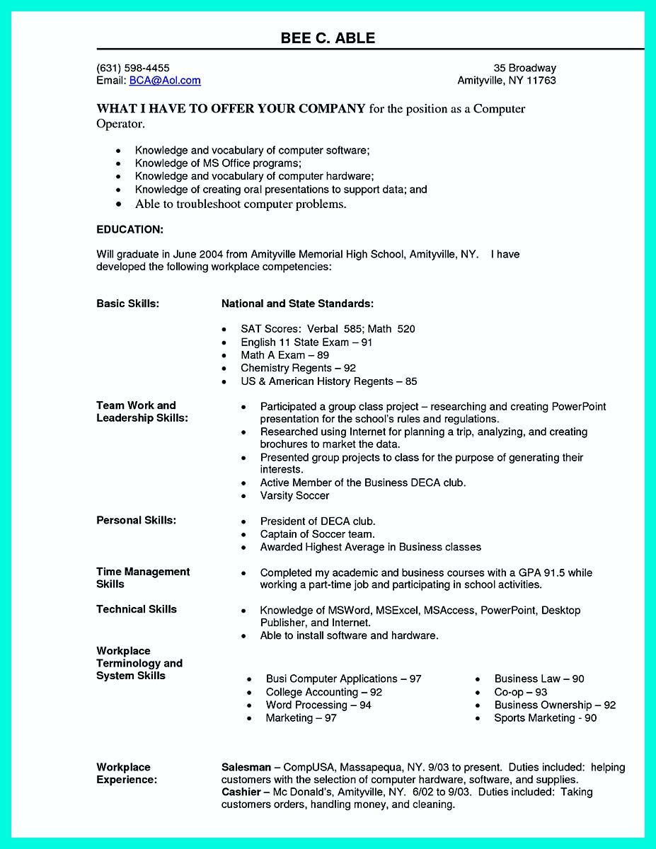 Pin on resume template Resume skills, Resume skills