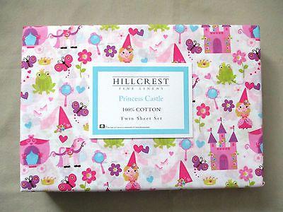 hillcrest princess castle sheets - Google Search