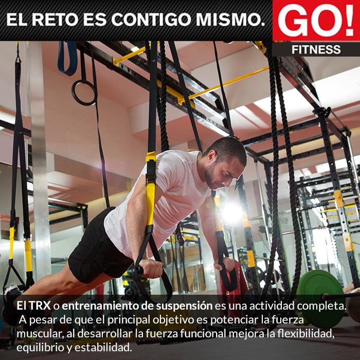 entrenamiento en suspension go fit