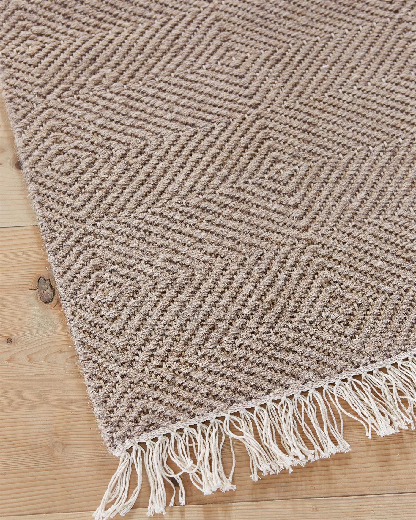 Vossberg De teppich rhombus für sie auf vossberg de teppiche