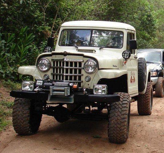 Maverickturbo S 1952 Willys Pickup In S O Paulo Un Pickup
