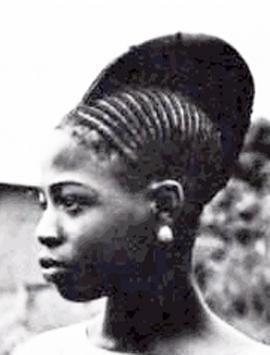 Threading African Hairstyles Hair Styles Tribal Hair
