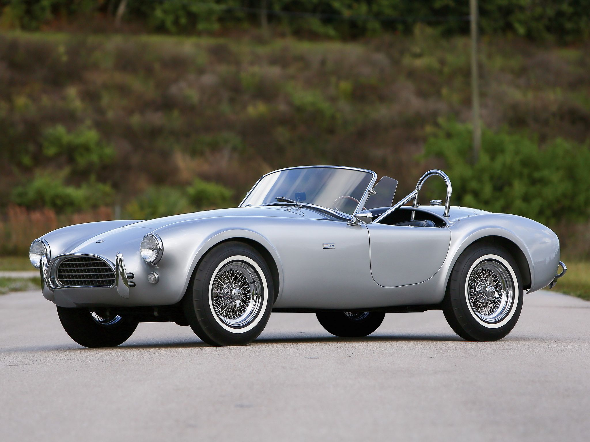 Rare 1963 shelby 289 cobra leads exciting line up at auctions america s fort lauderdale sale