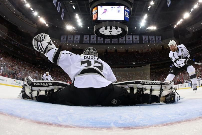 LA Kings, Jonathan Quick (I don't recall where it's from