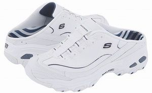 slip on tennis shoes without backs   Skechers Dlites Airy ...