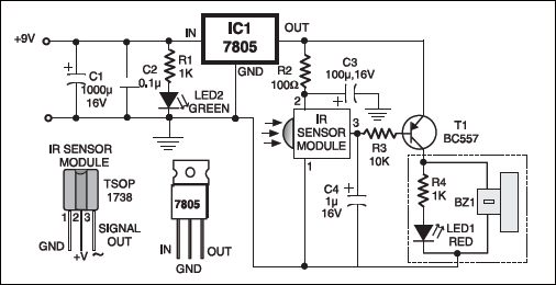 simple sensitive remote control tester jesse electronics