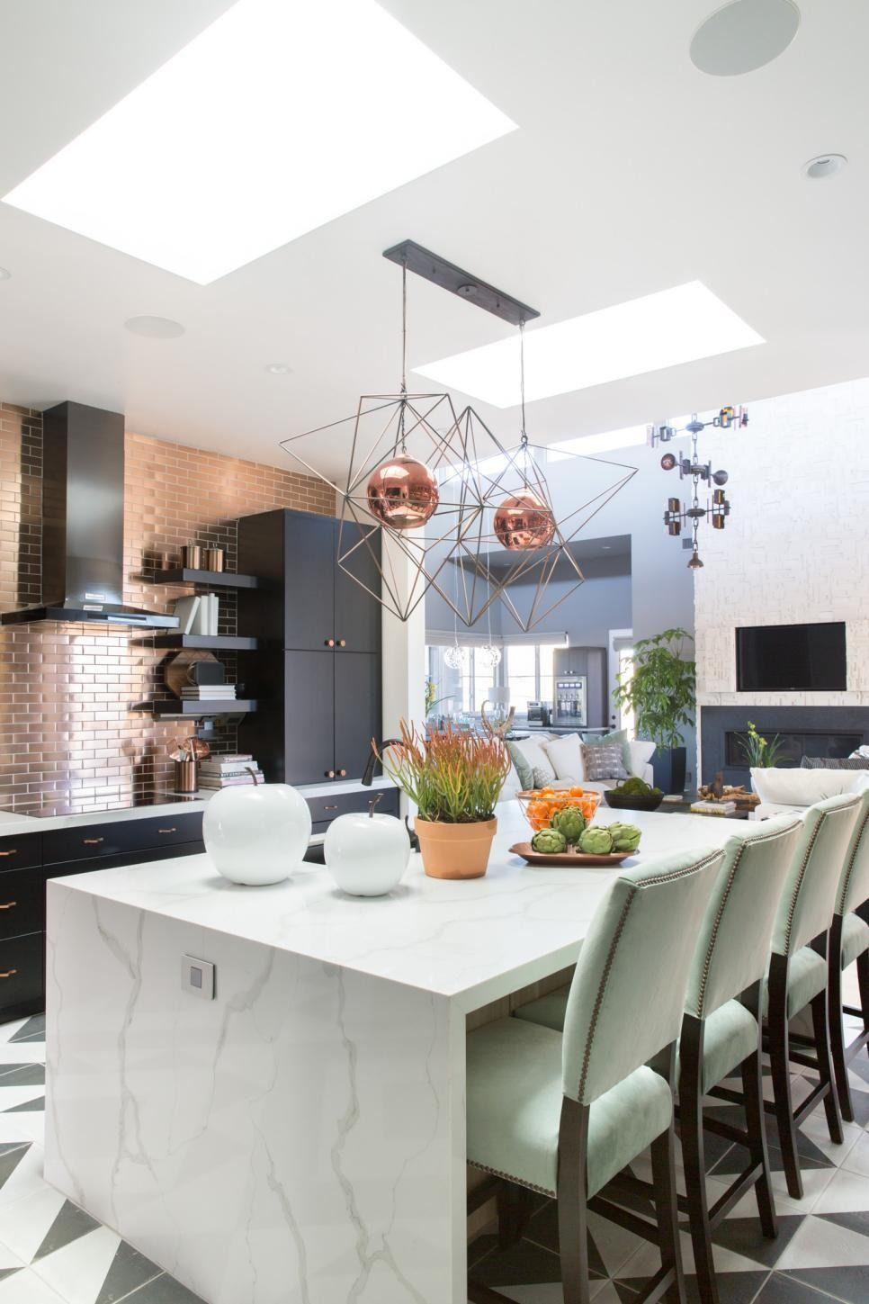 Pictures of the HGTV Smart Home 2017 Kitchen | Kitchen pictures ...