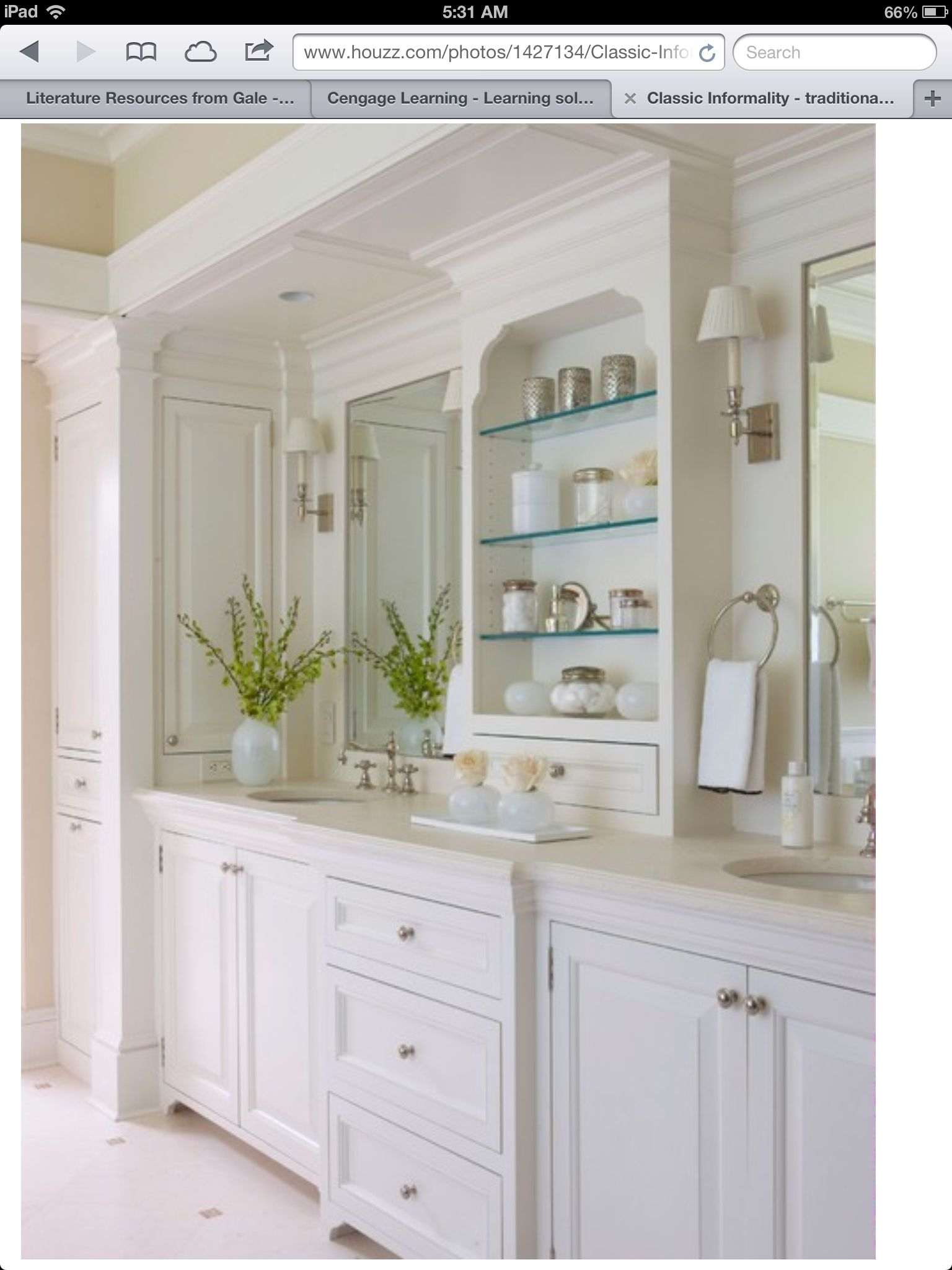 Vintage French Soul ~ | French Country Bath | Pinterest | Master ...