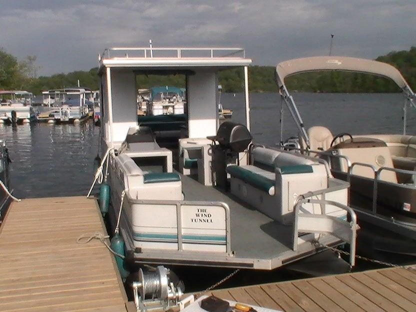 1994 Tracker Tracker Pontoon Boat Boat Party