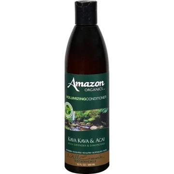 Mill Creek Amazon Organics Volumizing Conditioner Lavender And Lemon Grass - 12 Fl Oz #organichaircare