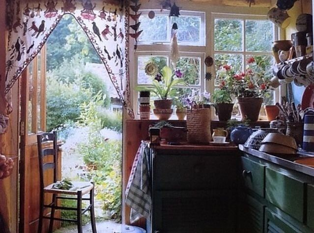 i wish i could heal faster cottagecore in 2020 bohemian house bohemian kitchen sweet home on hippie kitchen ideas boho chic id=60861