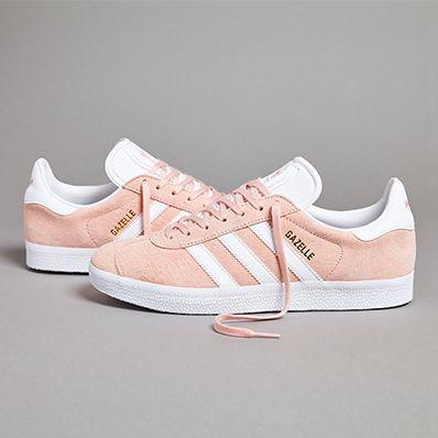 adidas pastel rose sneakers