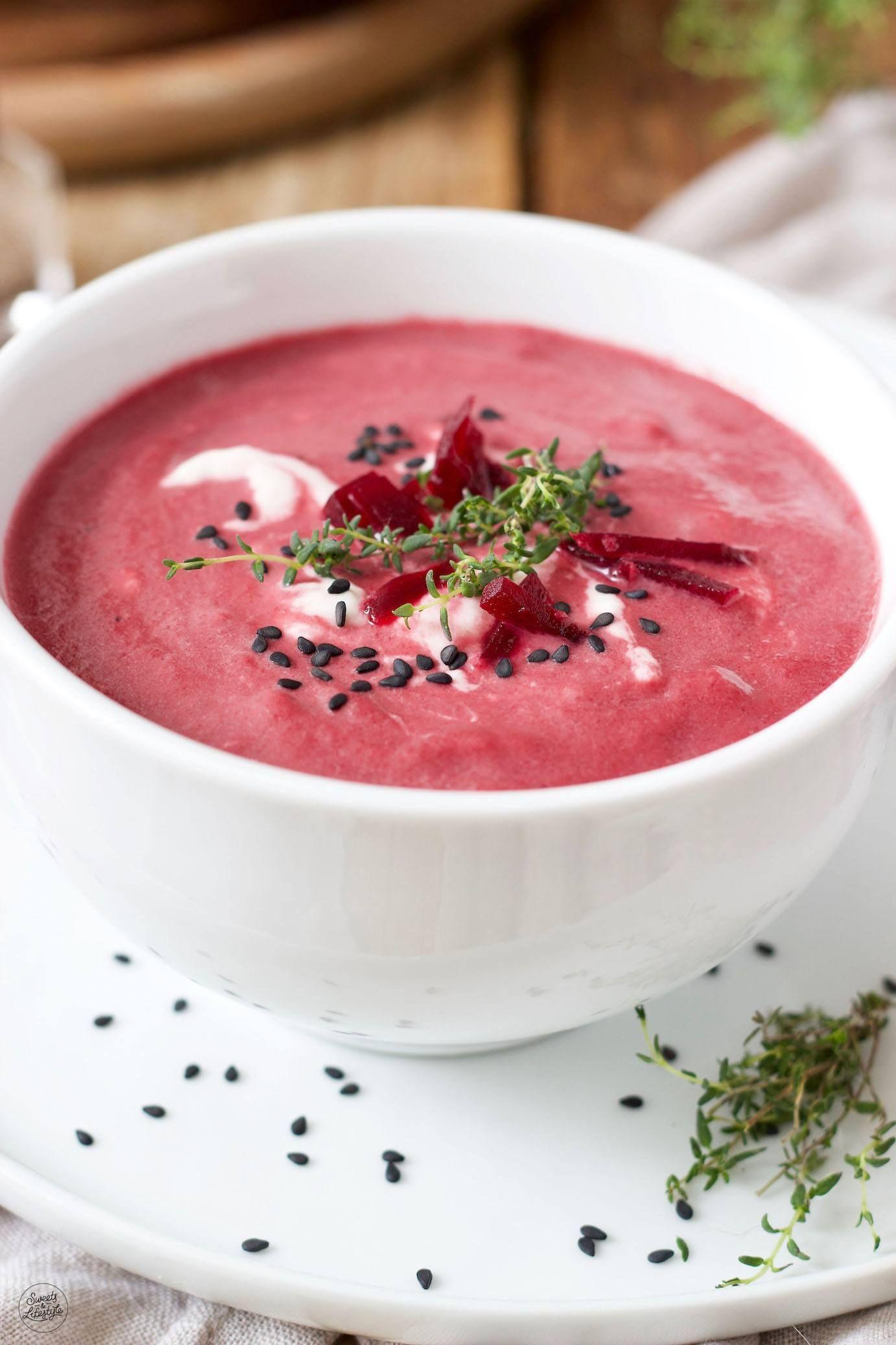 Rüben Suppe