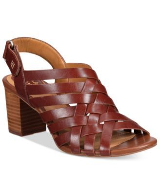 a91ef3c1eb3 Clarks Artisan Women s Ralene Luster Dress Sandals