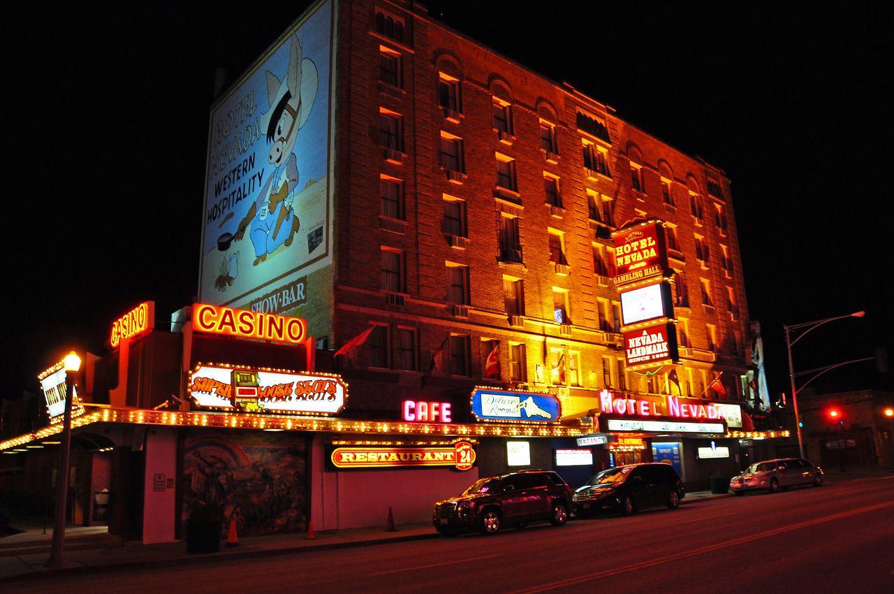 Hotel Nevada Ely Nevada Nevada Places Hotel