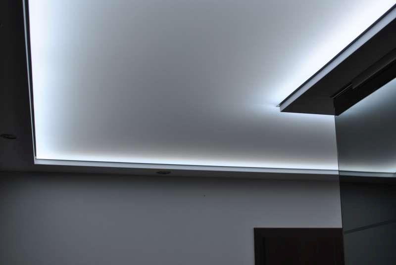 Oświetlenie Sufitu Podwieszanego Zow Led Oświetlenie Sufit
