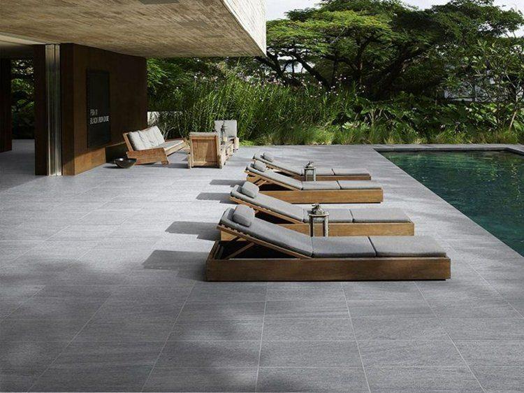 Charmant Carrelage Extérieur: 50 Idées Pour Votre Patio Ou Terrasse
