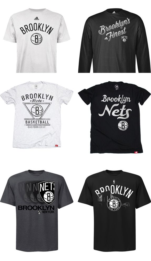 35857f590 Have to stock up on Brooklyn Nets swag!  nets  basketball  brooklyn ...