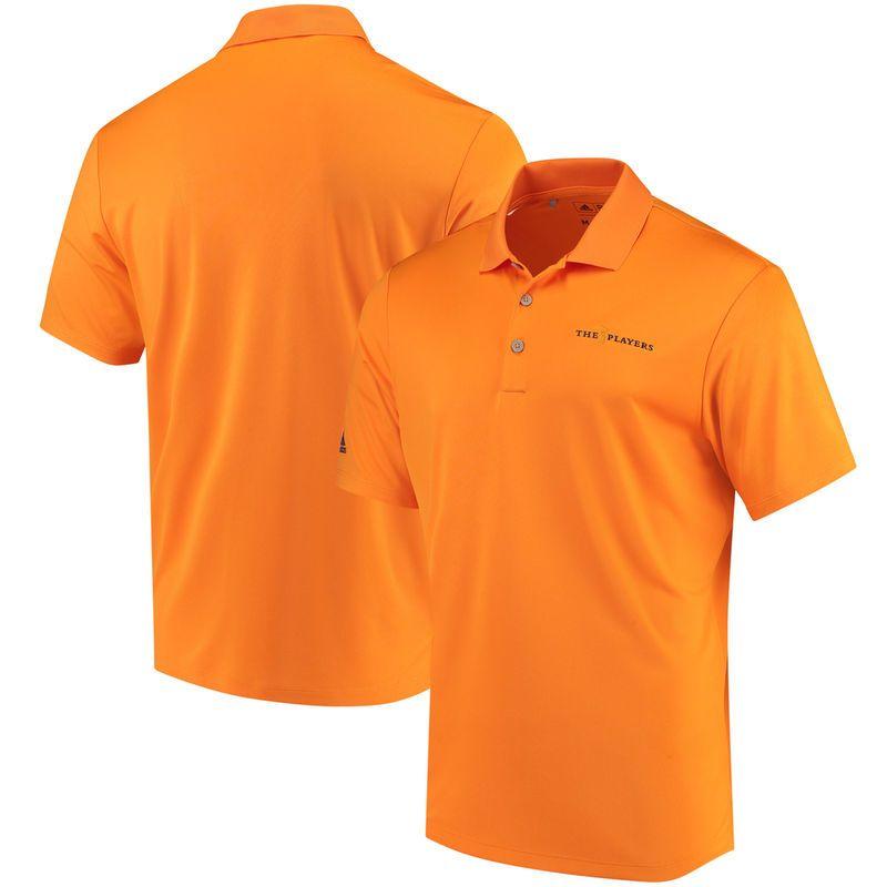adidas THE PLAYERS Performance Polo - Orange