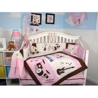 Sears.com | Baby girl crib bedding, Baby girl crib bedding ...