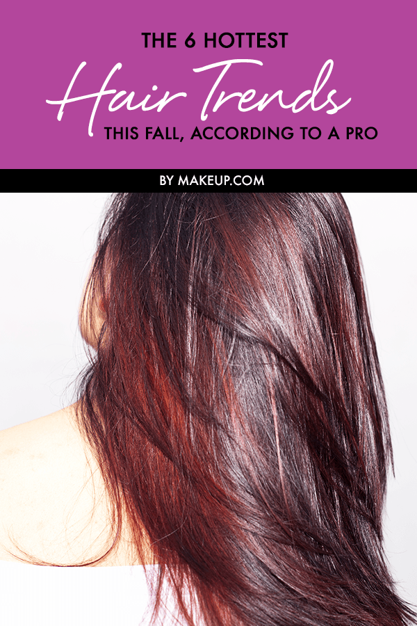 The 6 Hottest Hair Trends This Fall According To A Pro Fall Hair