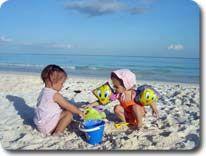 La Riviera Maya con bebés y niños