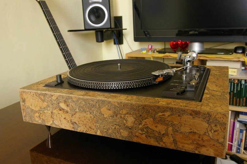 Renovating Pioneer PL-55DX - AudioKarma org Home Audio Stereo