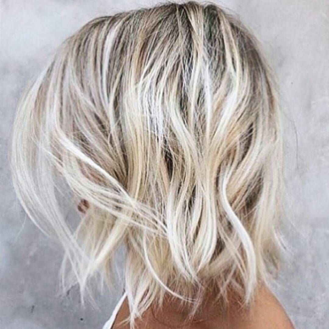 Bleach bob | Hairspiration | Bob hair color, Hair, Hair cuts