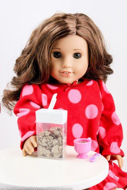 Make cereal for dolls doll crafts pinterest cereal dolls and make cereal for dolls ccuart Choice Image