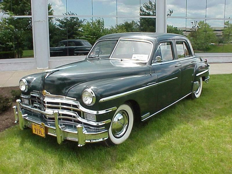 ◇1949 Chrysler Windsor◇ | CHRYSLER | Pinterest | Windsor F.C. ...