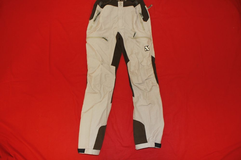 Wrangler Men Flex Waist Outdoor Cargo Camo Pants Wicking Stretch Green Brown New