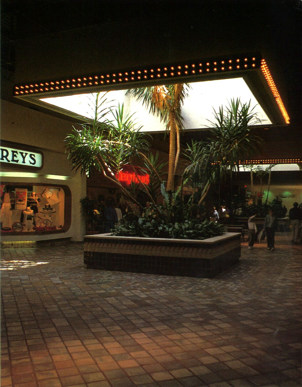 Town Center Mall At Boca Raton Florida Built In Scan 3