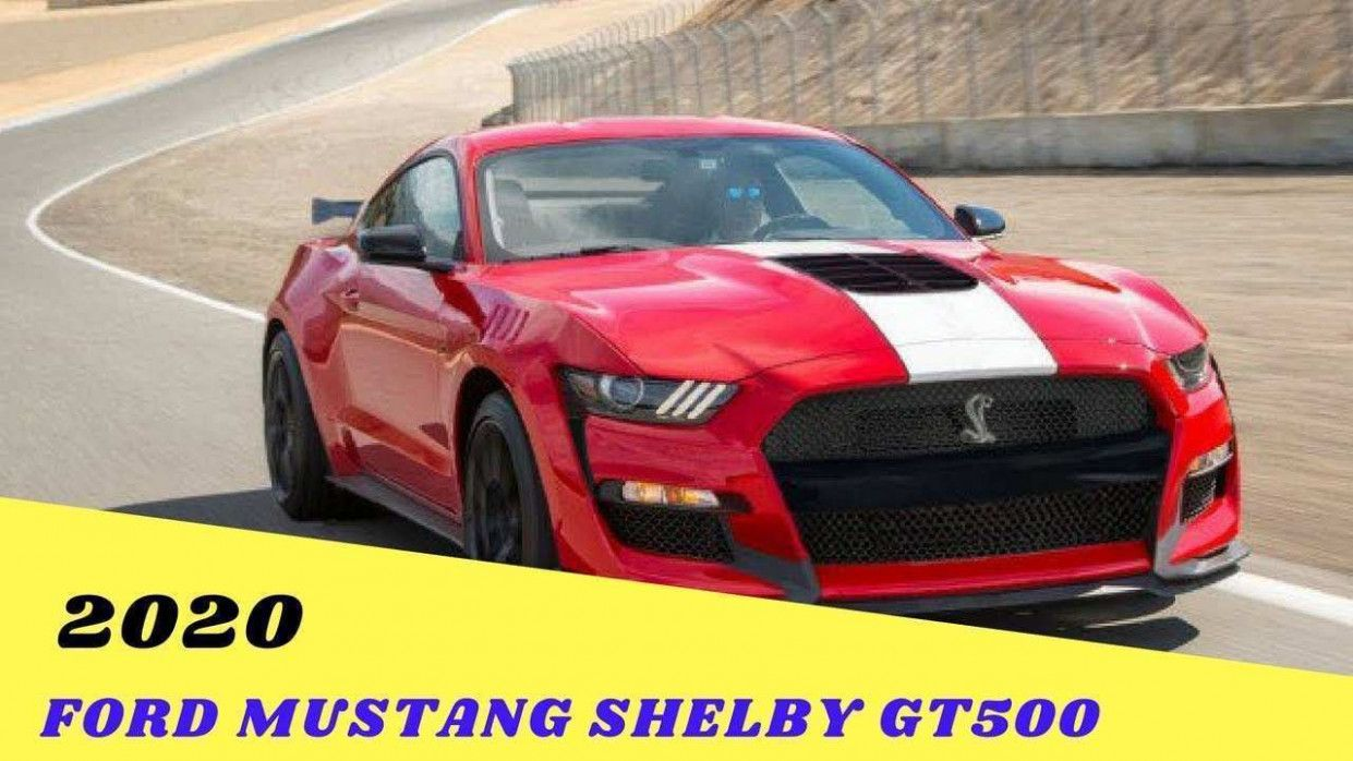Ford Shelby Gt500 Price 2020 Spy Shoot Di 2020 Shelby Gt500