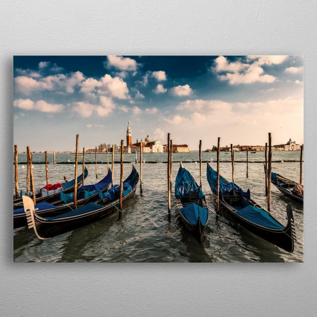 Venice 06 by Tom Uhlenberg | metal posters - Displate | Displate thumbnail