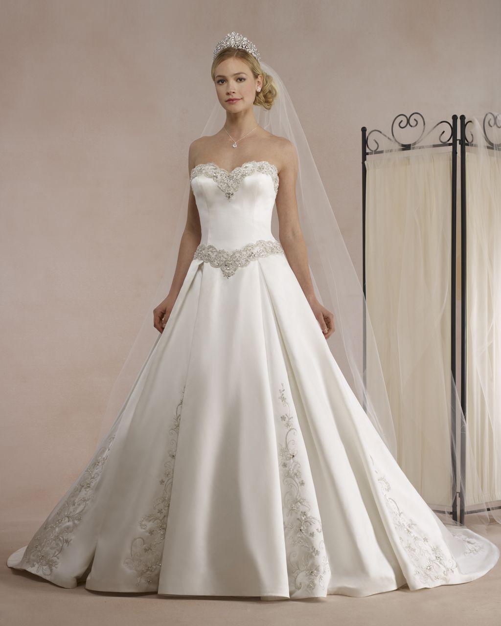 Cinderella wedding dress Magnolia bridal Ball gowns
