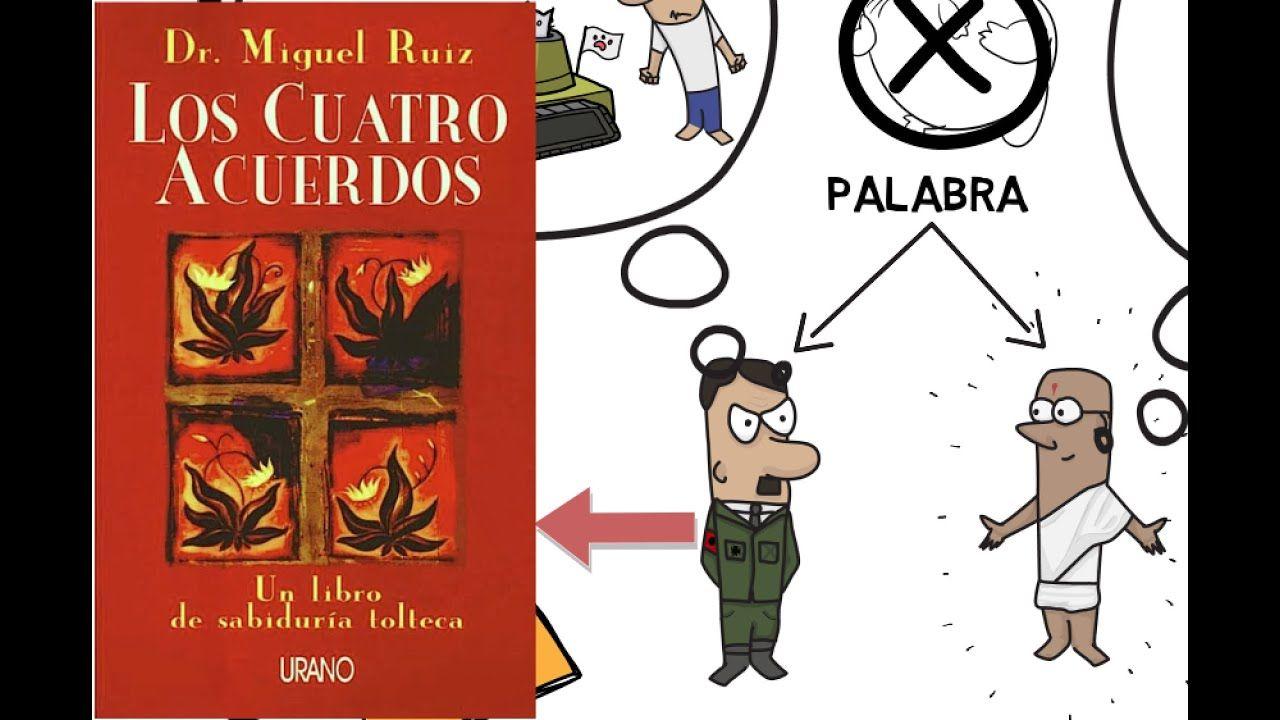 Los Cuatro Acuerdos por Miguel Ruiz Resumen Animado