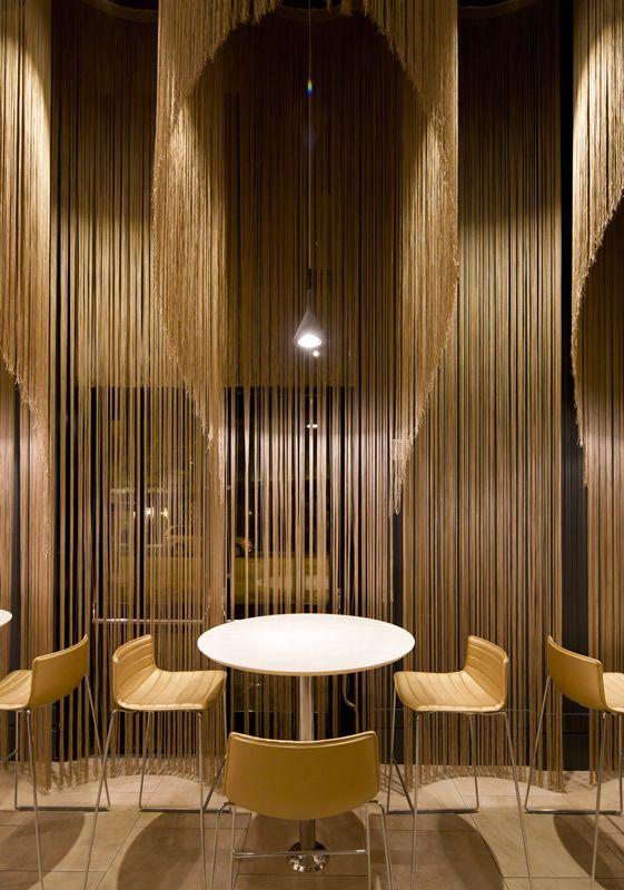W Seattle 39 S New Public Spaces Restaurant Design Pinterest Public Spaces Spaces And Interiors
