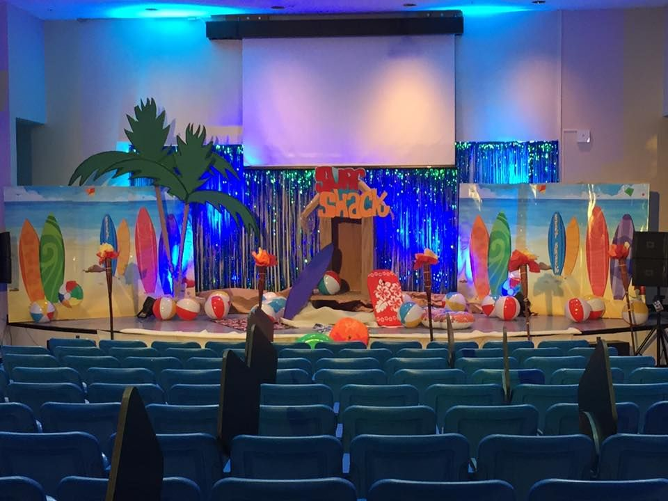 Blueprints church is ready for surf shack vbs thanks to mary blueprints church is ready for surf shack vbs thanks to mary camacho and surfer malvernweather Images