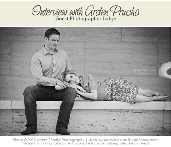 Learn more about running a successful #photography business in this fun interview with Arden Prucha Photography.  {via iHeartFaces.com}
