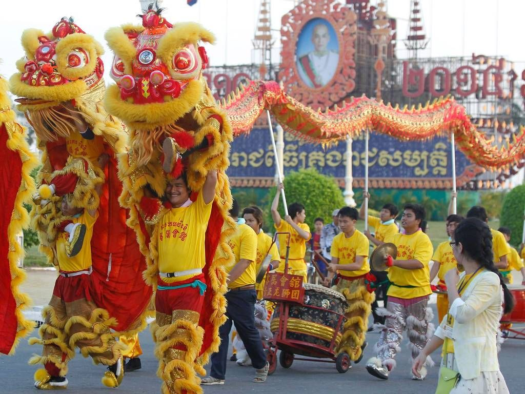 Chinese New Year How the world sees China (With images