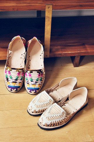 Woven Spandex Shoes