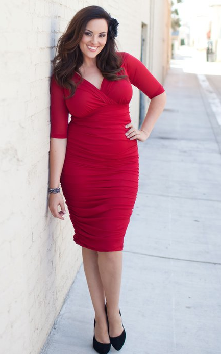 Melissa Masi 38C bust, 33 inch waist, 44.5 inch hips, size 14 US ...
