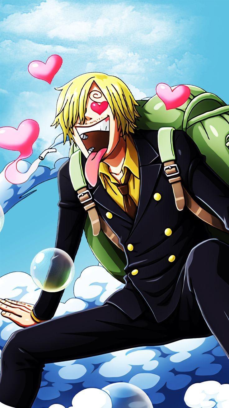 Veja as melhores imagens do personagem Sanji
