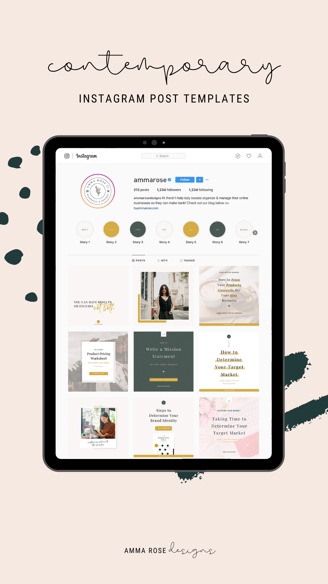 40 Best persona marketing template for May 2020