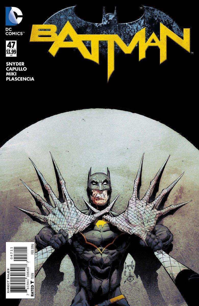 Best Shots Reviews BATMAN 47, AMAZING SPIDERMAN 4